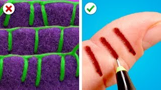 Sew Much Fabric - Sew Little Time! 12 Cool Sewing Hacks to Save the Day