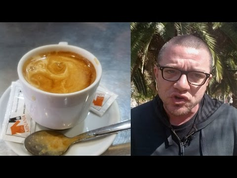 Order Coffee in Spain (Gringo on the Streets, Episode #2)
