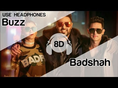 Buzz Feat Badshah 8D Audio Song - Aastha Gill ( Priyank Sharma )