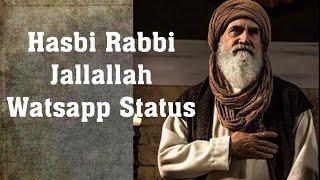 Hasbi Rabbi Jallallah Turkish Lyrics Whatsapp   - YouTube