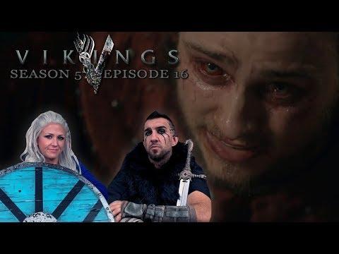 Vikings Season 5 Episode 16 'The Buddha' REACTION!!