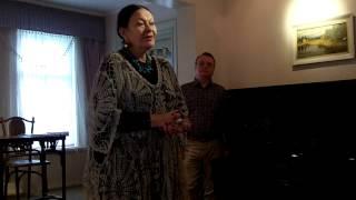 Вступительное слово Т.В. Касьяненко на открытии фотовыставки