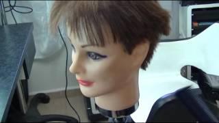 Смотреть онлайн Как правильно стричь машинкой мужчину