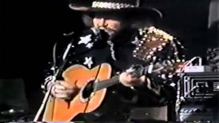 David  Allan Coe -The Outlaw remastered audio/video.
