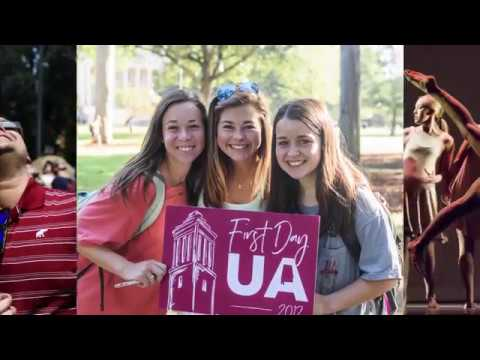 The University of Alabama: Year in Review (2018)