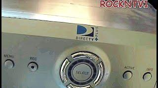 DIRECTV SATELLITE DISH RECEIVER HACK