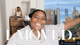 I MOVED   finding my new nyc apartment: the who, what, where, why + how