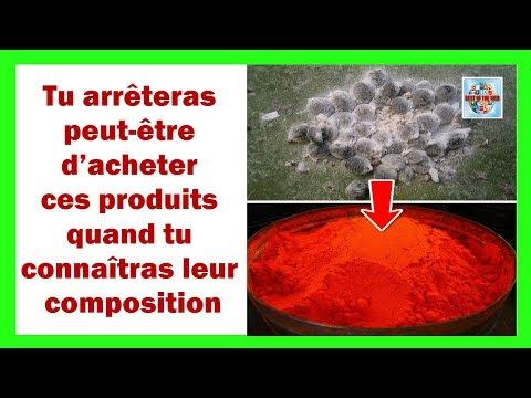 Remettre les analyses sur les entozoaires à kaliningrade