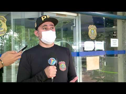 Mandado de busca e apreensão da Polícia Federal na Prefeitura do Recife