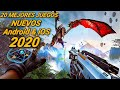 20 Mejores Juegos Nuevos Para Android amp Ios 2020 Jueg