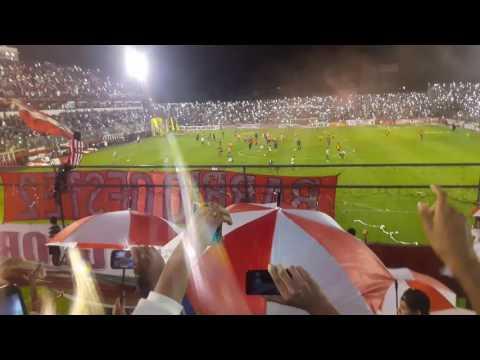 """""""Recibimiento San Martin de Tucuman vs Estudiantes (SL)"""" Barra: La Banda del Camion • Club: San Martín de Tucumán"""