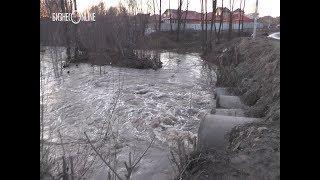 В Казани затопило Салмачи и Вишневку