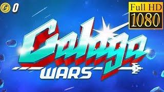 Galaga Wars Game Review 1080P Official Bandai Namco Arcade 2016