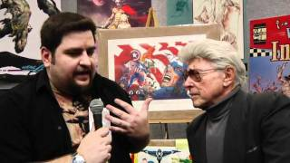 Comic book legend Jim Steranko interviewed at DragonCon 2011 by Bigfanboy.com