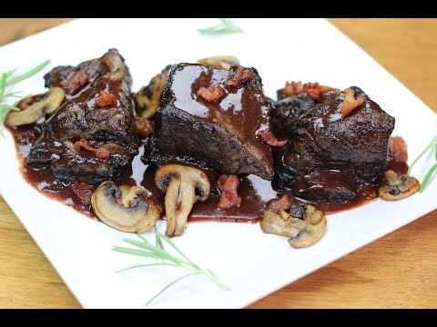 Slow Cooked Beef Short Ribs | Braised Beef Short Rib Recipe