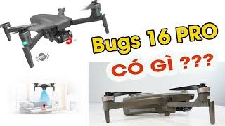 Review Mở hộp & Hướng Dẫn Chi Tiết Flycam MJX Bugs 16 Pro 4K - JOLAVN