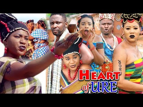 Heart Of Ure 1&2 -  Destiny Etico / Onny Micheal New Movie ll 2019 Latest Nigerian Nollywood Movie