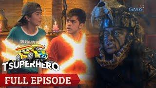 Gambar cover Tsuperhero: Apo Amasam abducts Nonoy and Eva   Full Episode 21