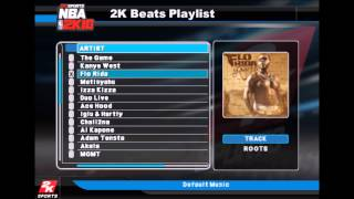 Flo Rida - ROOTS (NBA 2K10 Edition)