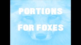 Caught A Ghost - Portions For Foxes