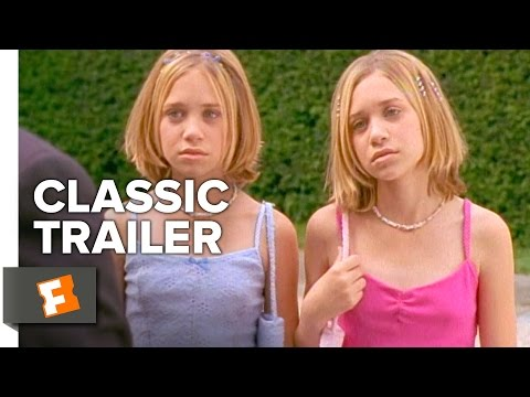 Passport to Paris (1999) Official Trailer - Mary-Kate Olsen, Ashley Olsen Movie HD