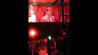 Jon McLaughlin: The Christmas Song - NYC 12/13/14