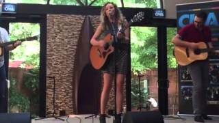 Copy of Kristen Kelly - Fire, CMA Plaque presentation.