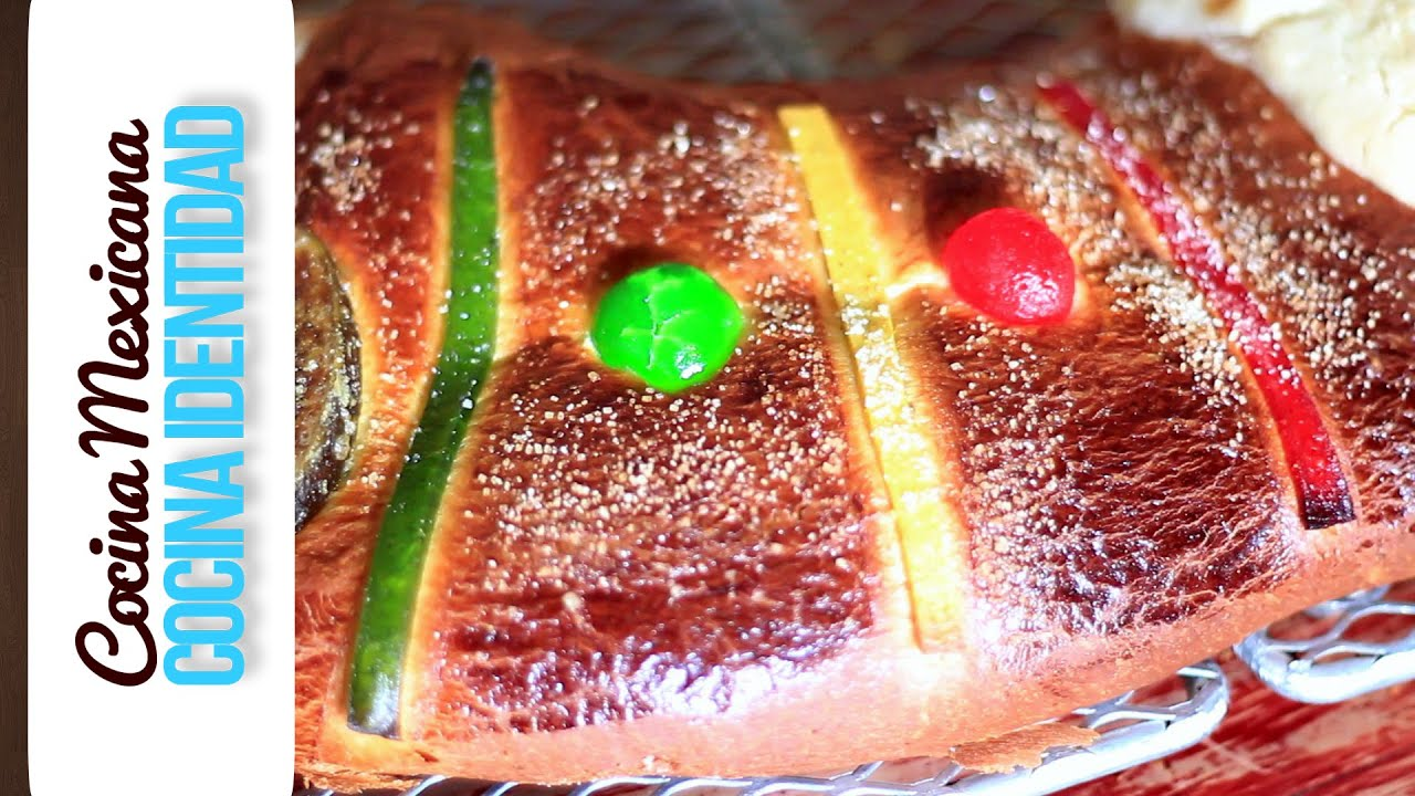 Cómo hacer Rosca de Reyes. Panadería Mexicana. Yuri de Gortari