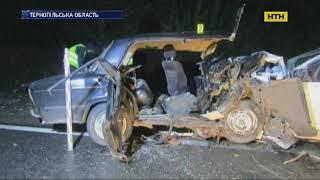 Троє людей загинули в аварії на Тернопільщині