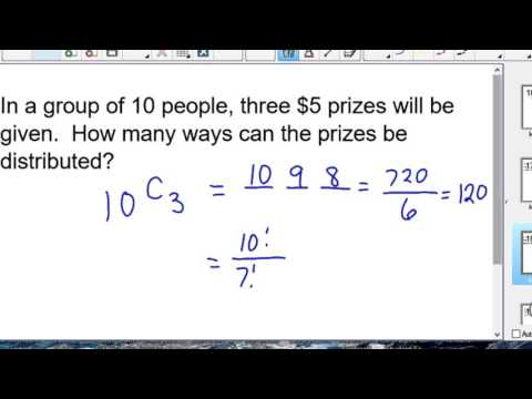 How to tell the difference between permutation and combination
