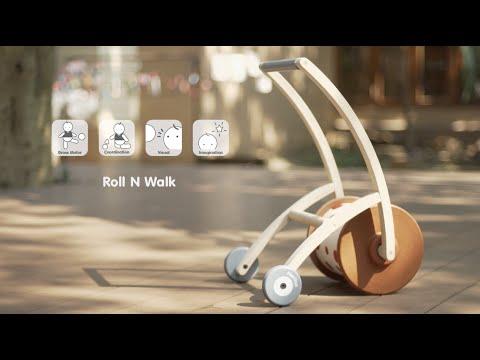 PlanToys | Roll N Walk