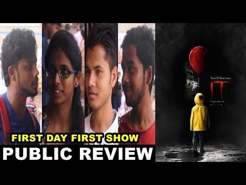 It Movie Public Review | Jaeden Lieberher, Bill Skarsgård | Stephen King | MTW