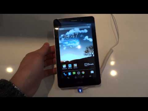 Asus Fonepad - Anteprima MWC 2013