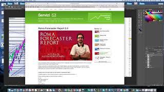 Roma Forecaster Report n.12  - Presentazione