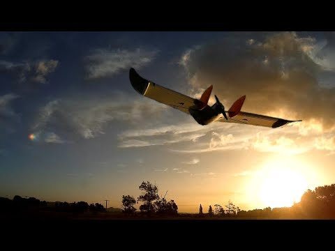 arduplane-autotakeoff-and-autoland-test