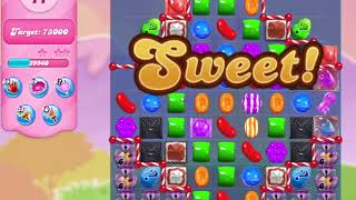 Candy Crush Saga Level 3915 NO BOOSTERS