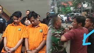 Polisi Ungkap Penyebab Para Tersangka Juru Parkir Nekat Keroyok 2 Anggota TNI di Ciracas