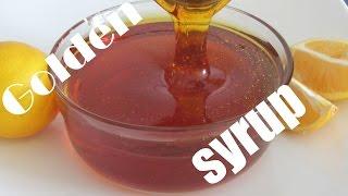 ЗОЛОТОЙ СИРОП РЕЦЕПТ лунные пряники - Golden syrup recipe - Nước Đường Bánh Nướng sạch