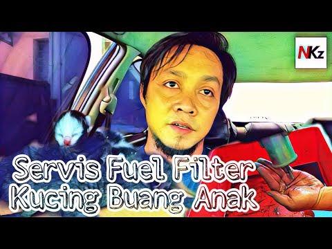 Servis Fuel Filter Proton Waja MMC Percuma Anak Kucing