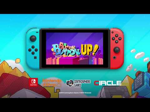 Button Button Up! Nintendo Switch Gameplay Trailer thumbnail
