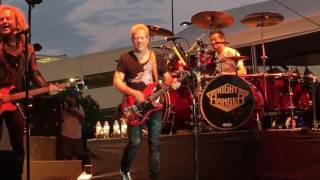Night Ranger - playing Coming of Age (Damn Yankees cover)