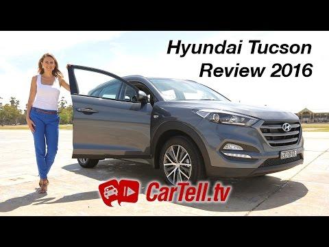 Hyundai Tucson 2016 - Review