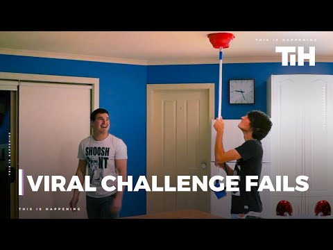 ULTIMATE VIRAL CHALLENGE FAILS