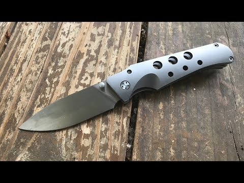 The Jason Guthrie Scout Pocketknife: A Quick Shabazz Review