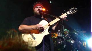 Zac Brown -Settle Me Down, Charlotte NC