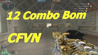[ Bình Luận CF ] Chế Độ Pakour Zombie đã về CFVN : 6 Nòng Noble Gold - Tiền Zombie v4
