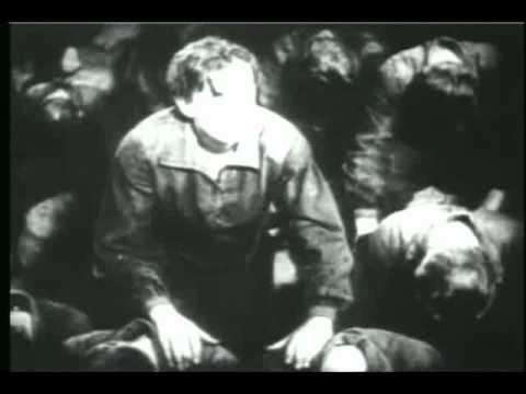Fritz Lang Metropolis Montage German Art Film