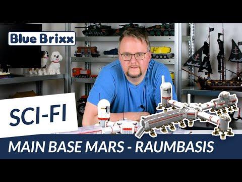 Main Base Mars - Raumbasis