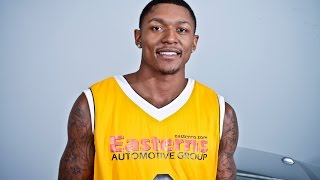 Bradley Beal Sings Easterns Jingle