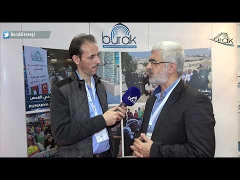 Ramazan Kayan Hoca Kudüs Mikrofonu